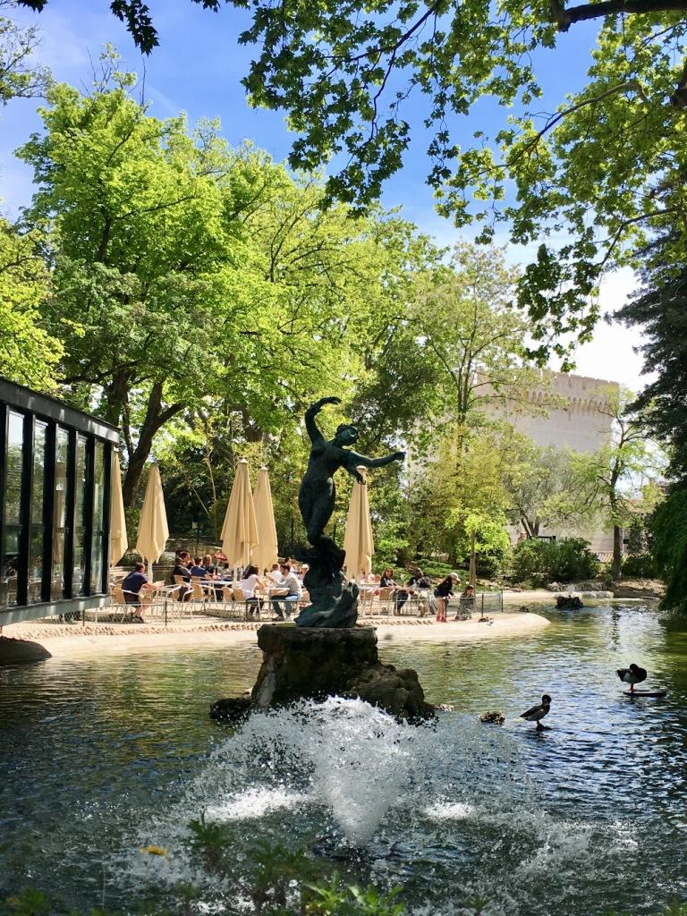 Сады Роше де Дом