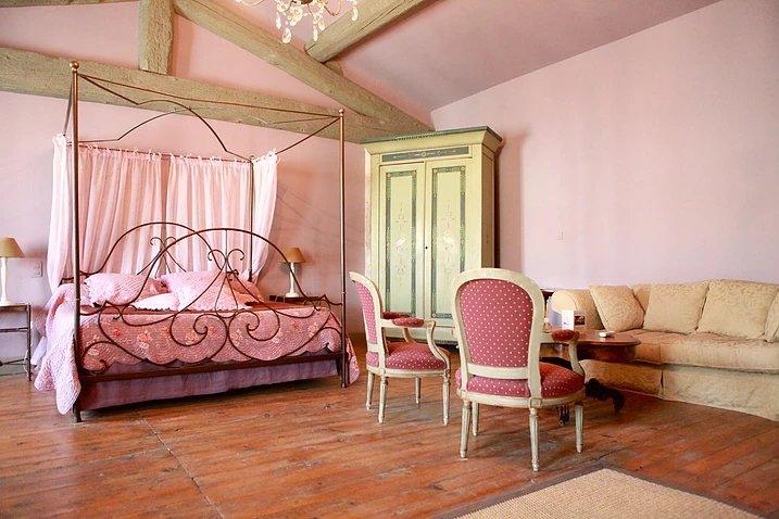 самая романтичная комната поместья