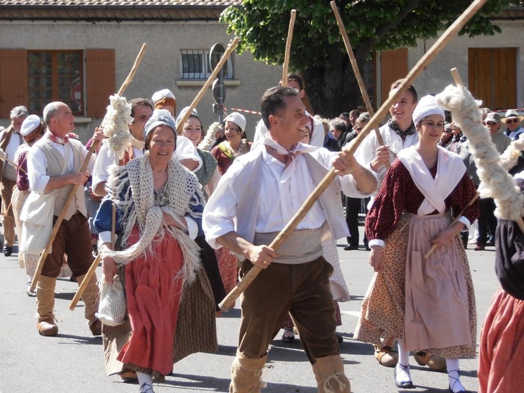 Провансальские танцы