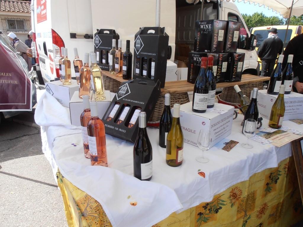Провансальские вина