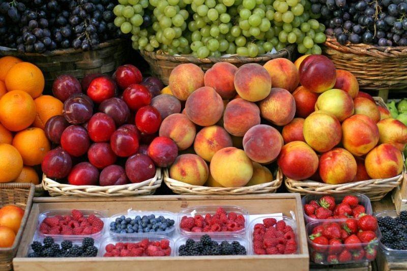 Рынок в Сен-Реми-де-Прованс