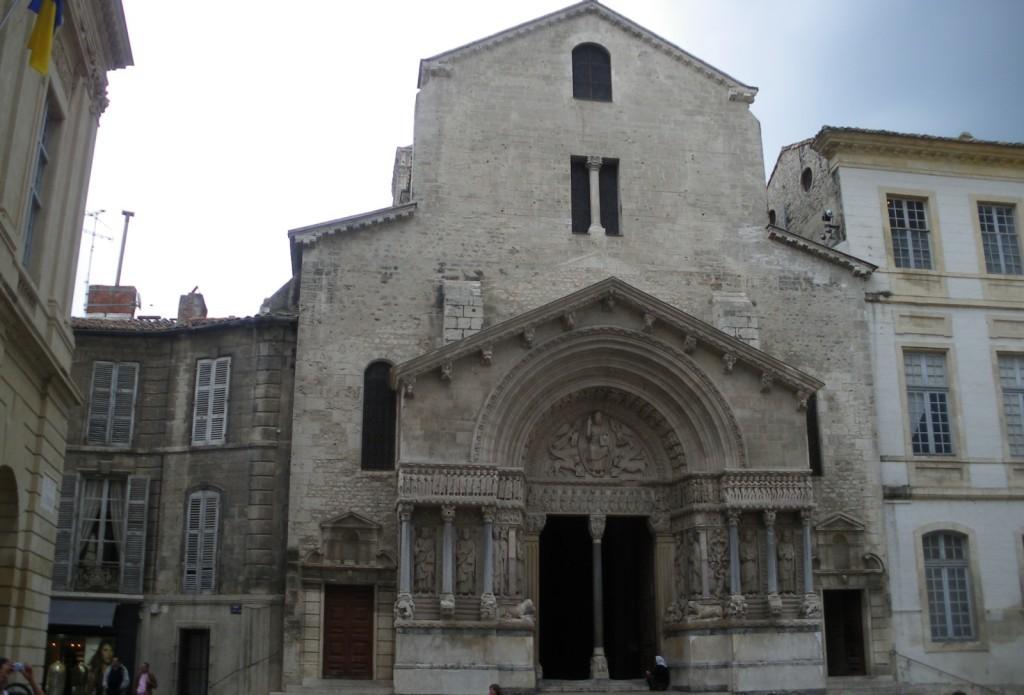 Собор Святого Трофима Арль