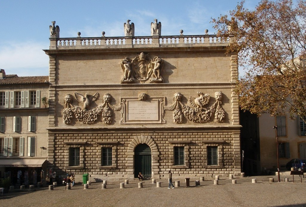 Монетный двор Авиньон