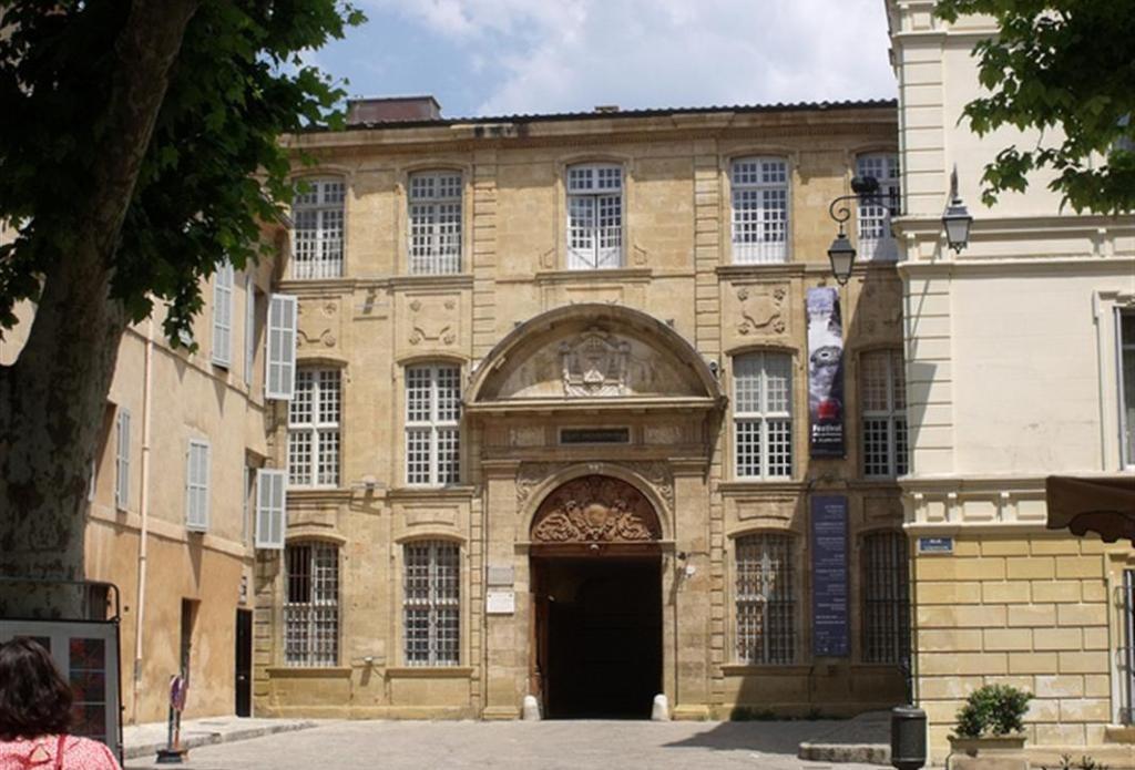 Архиепископский дворец Экс-ан-Прованс