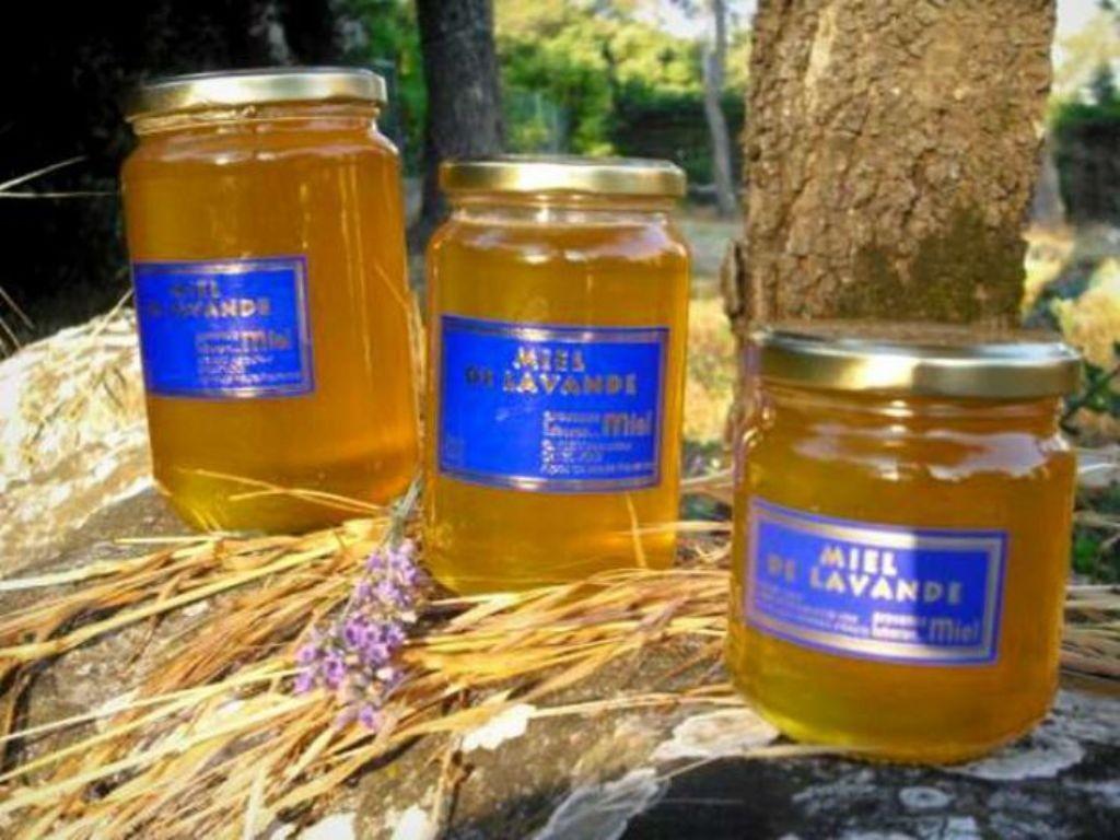 Лавандовый мёд