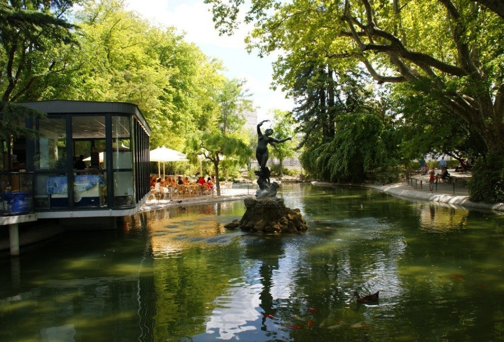 Сады Роше-де-Дом Авиньон