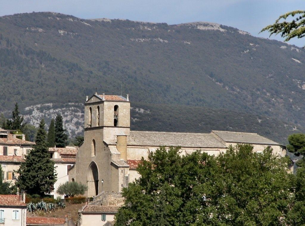 Церковь Нотр-Дам-де-Больё в Кюкюроне