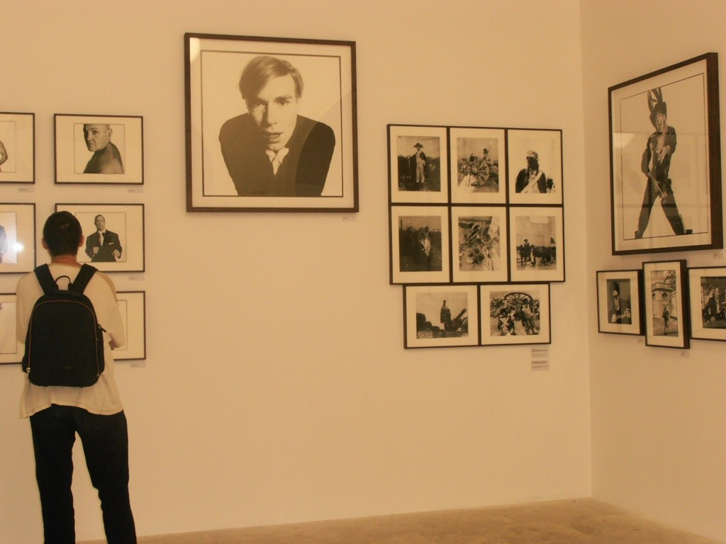 Неделя открытия фестиваля фотографии - выставка Дэвида Бейли