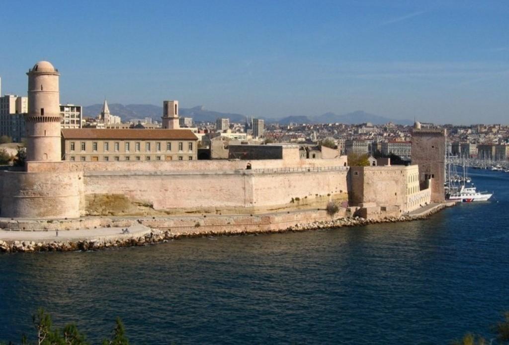 Форт Святого Иоанна в Марселе