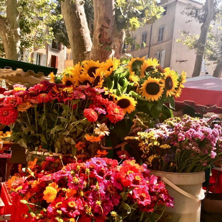 Прованский рынок