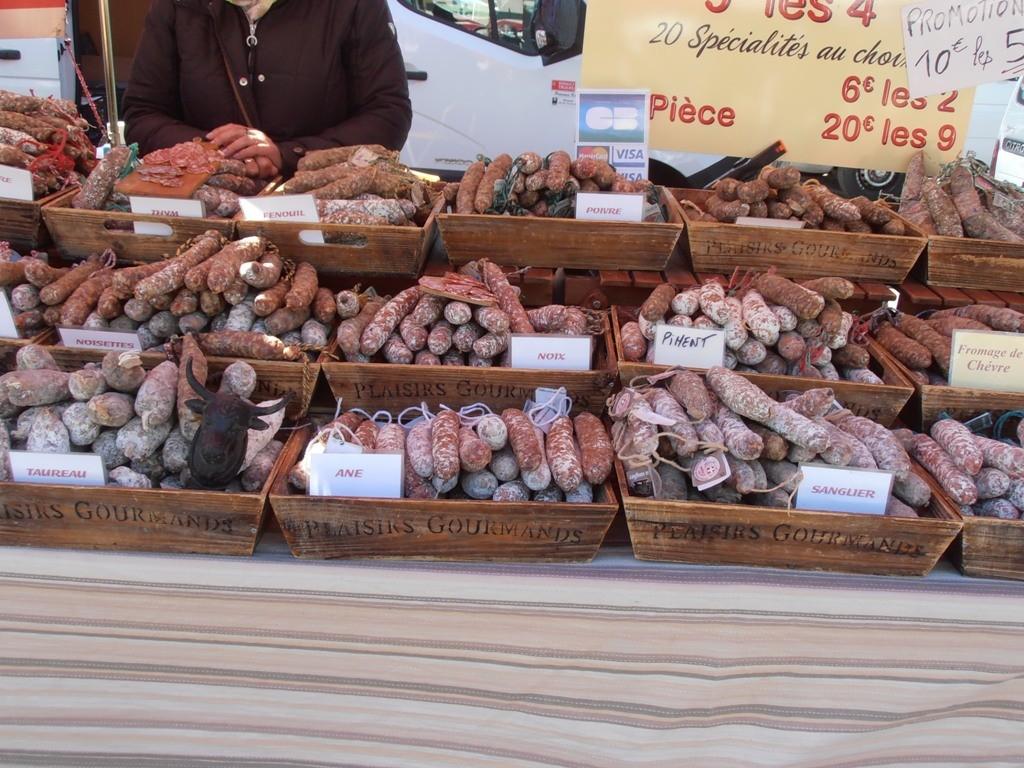 Провансальские колбасы