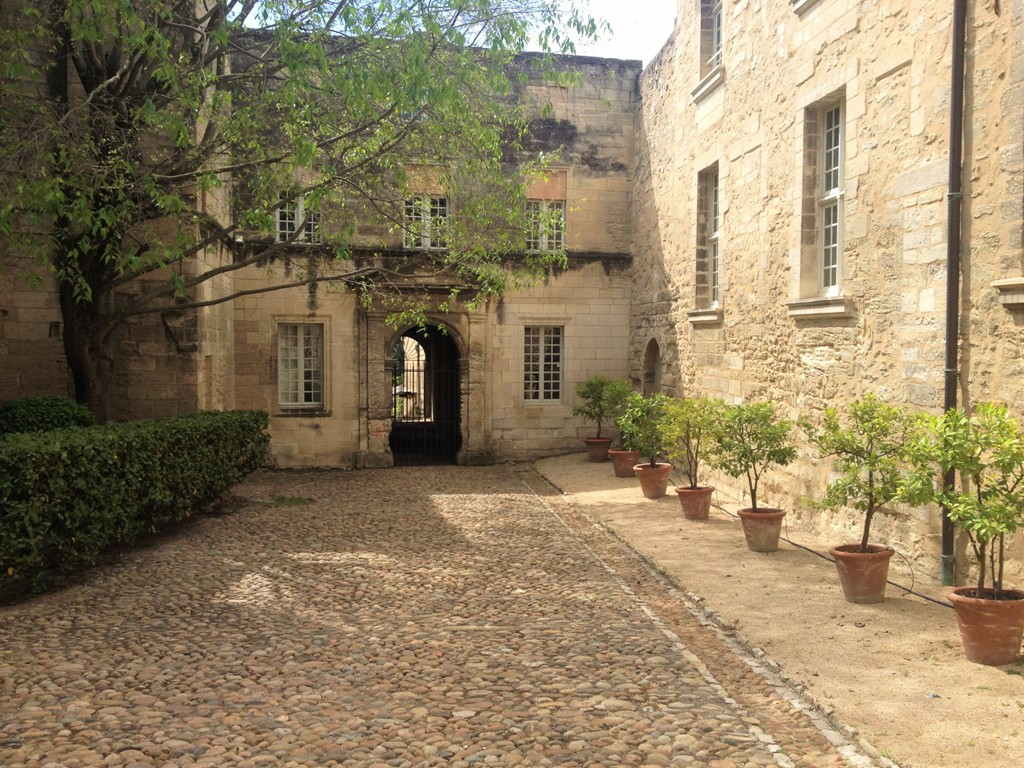 Дом прокурора - Нотр-Дам-дю-Валь-де-Бенедиксьон