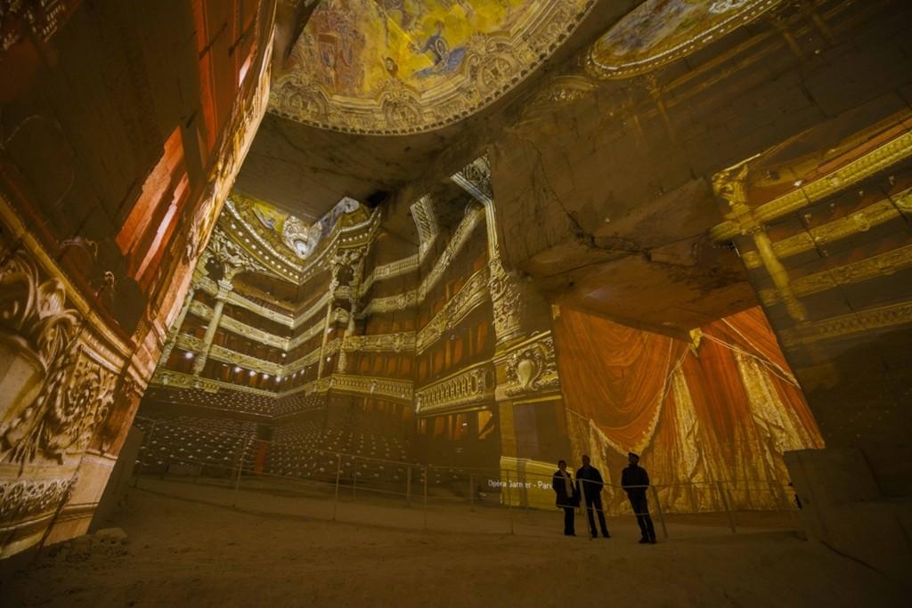 Марк Шагал - Опера Гарнье