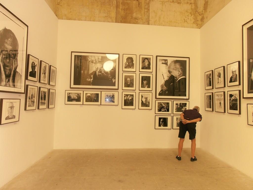 Выставка легендарного Дэвида Бейли