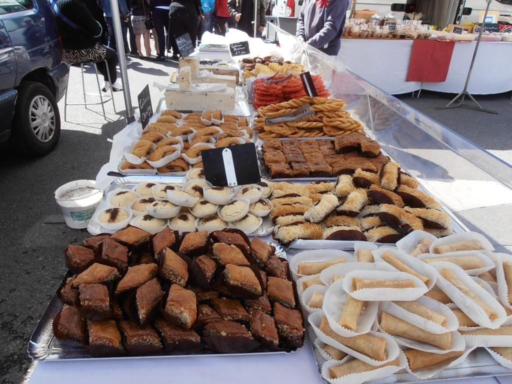 Провансальские сладости