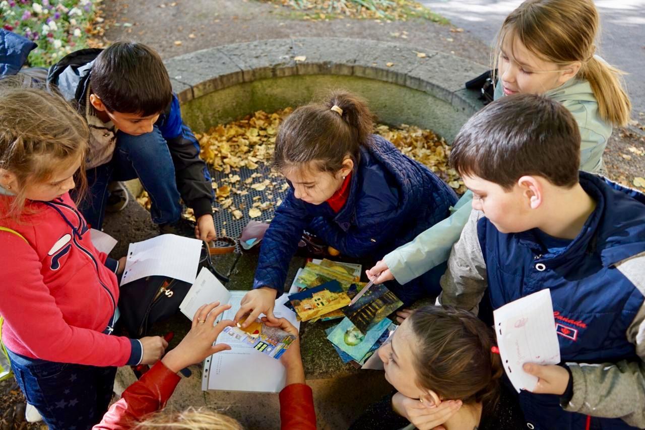 Ван Гог в игровой форме для детей