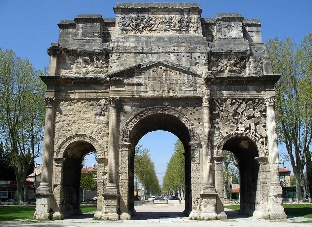 Триумфальная арка Оранжа
