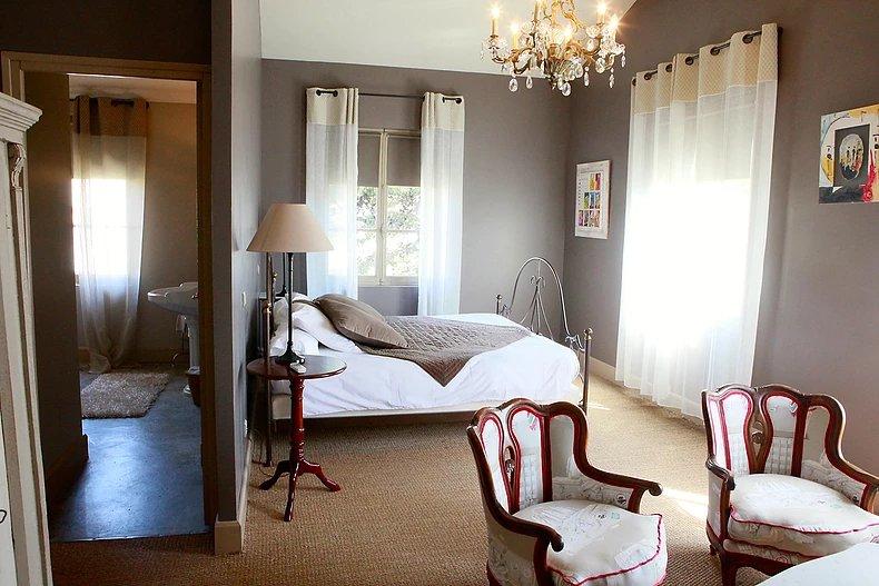 уютная и светлая комната