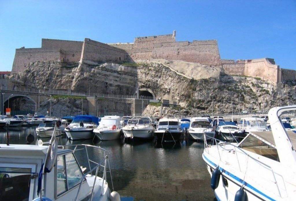 Форт Святого Николая в Марселе