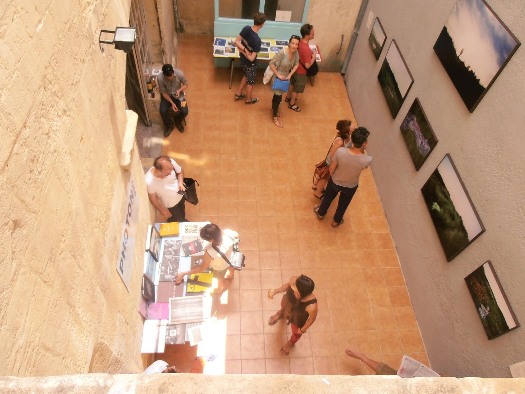 Выставка фотоагенства MYOP
