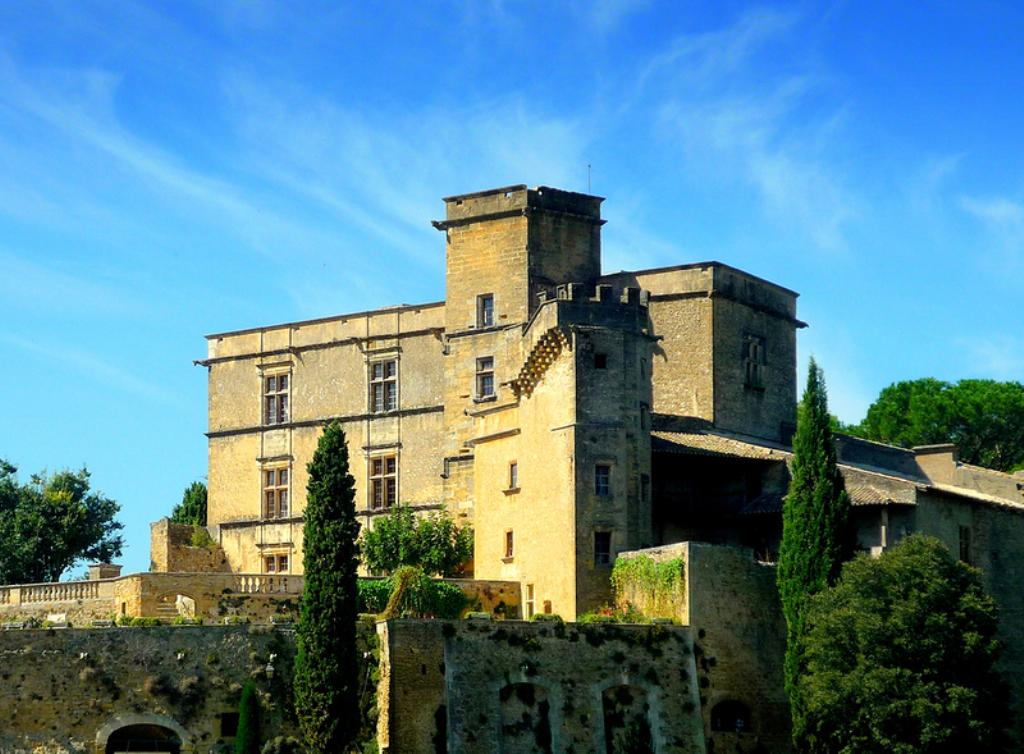 Замок Лурмарен