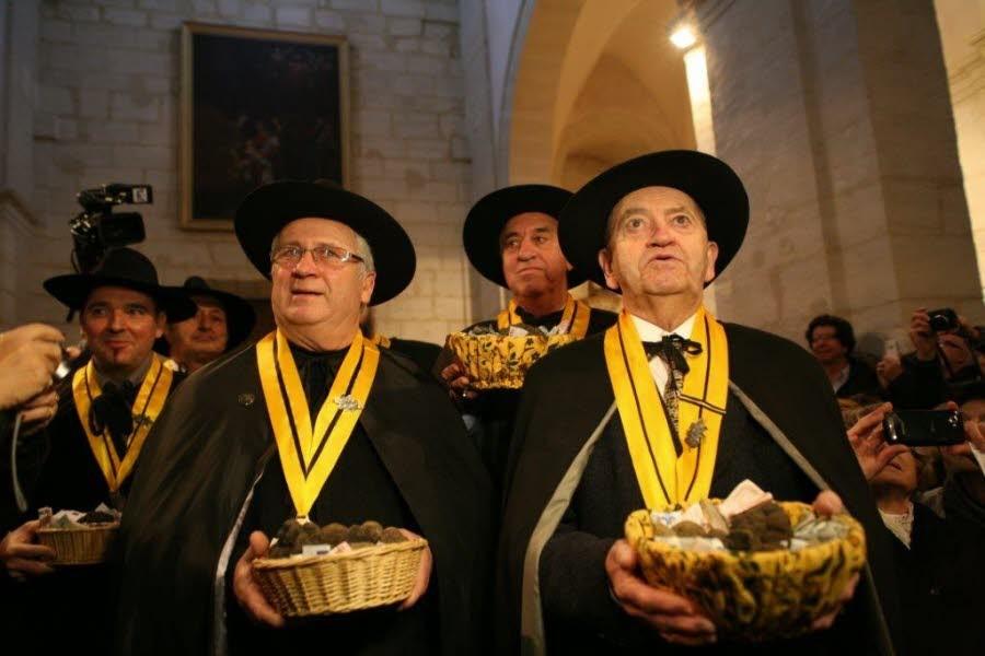 Члены братства Черного Бриллианта