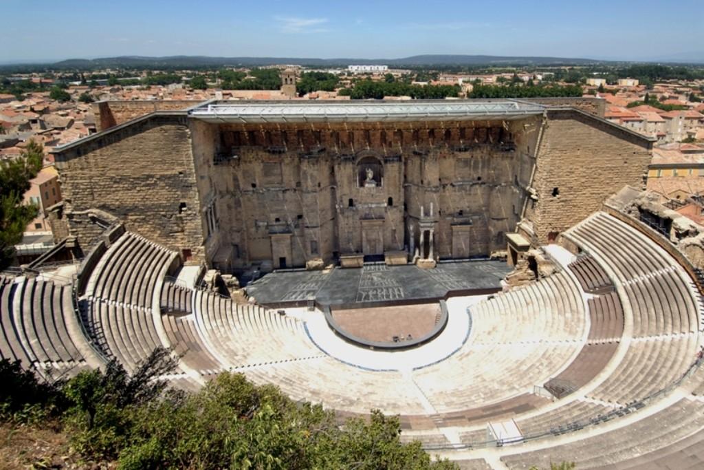 Античный театр Оранжа