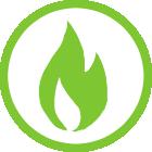 Arbeiten/Projekte mit Brandbildern