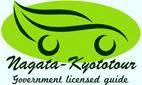 京都観光タクシー英語ガイドのロゴ画像です。