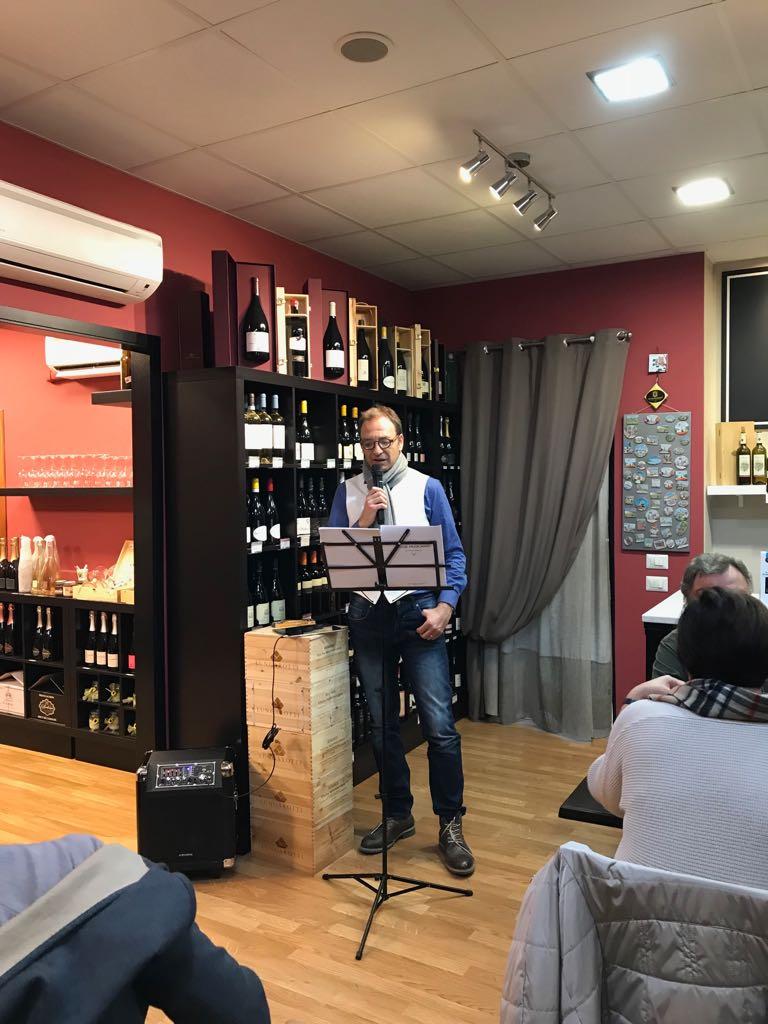 Poesie Musicanti - novembre 2017