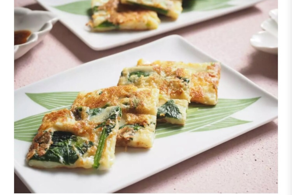 子どもと作る「ほうれん草とカリカリチーズのチヂミ」で野菜をたくさん食べよう!