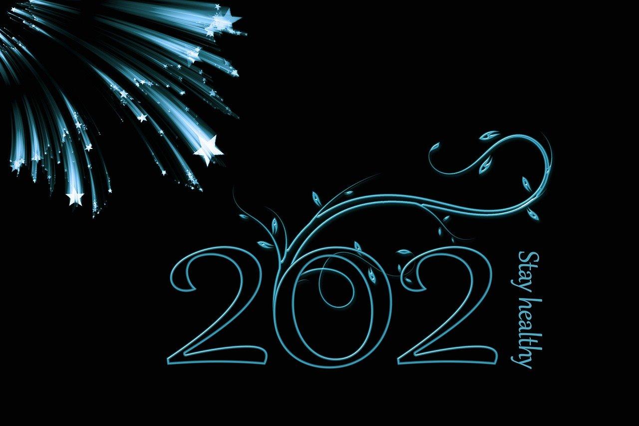 Willkommen im Jahr 2021
