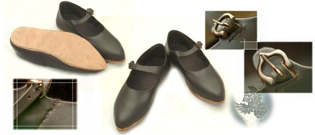 Chaussures Mixtes X-XVème. Réf. GDFB-SH-003 / size. pointures: 34/43 Prix: 105 € en stock : 34, 35, 39; 40, 43; 44,5; 46.