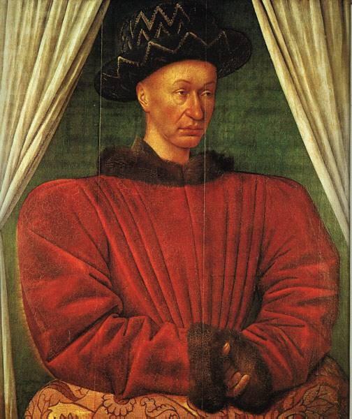 Charles VII -Le Roi Victorieux - formats: 50,8 x 60,50 cm - Prix: 195 €