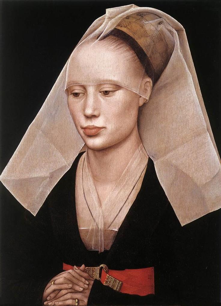 Portrait de Dame de cour: Format 51 cm x 70,60 cm. Prix: 195 euros