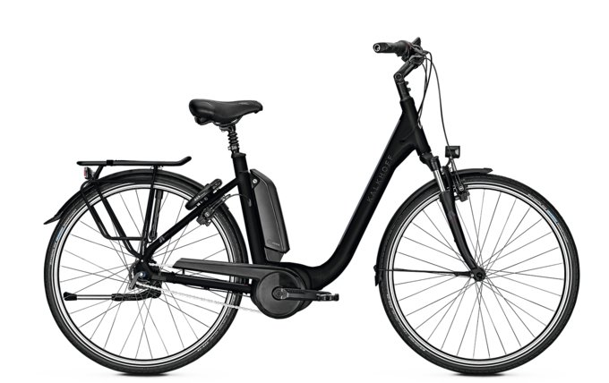 Kalkhoff Agattu Advance B8 City e-Bike 2018
