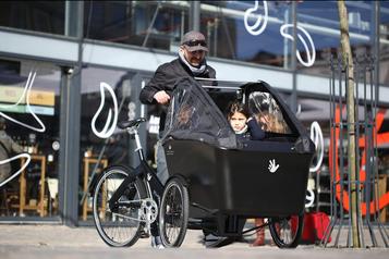 Triobike in der e-motion e-Bike Welt Bern testen
