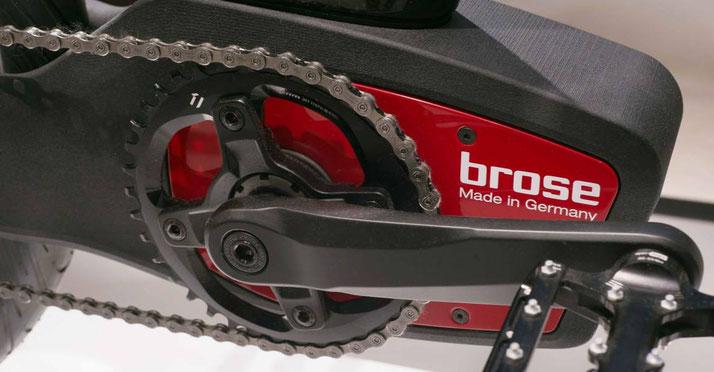 Brose Drive TF e-Bike Antrieb in der e-motion e-Bike Welt in Ihrer Nähe testen und kaufen