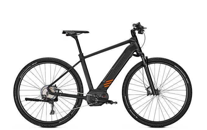 Kalkhoff Entice Excite B11 Cross e-Bike 2018