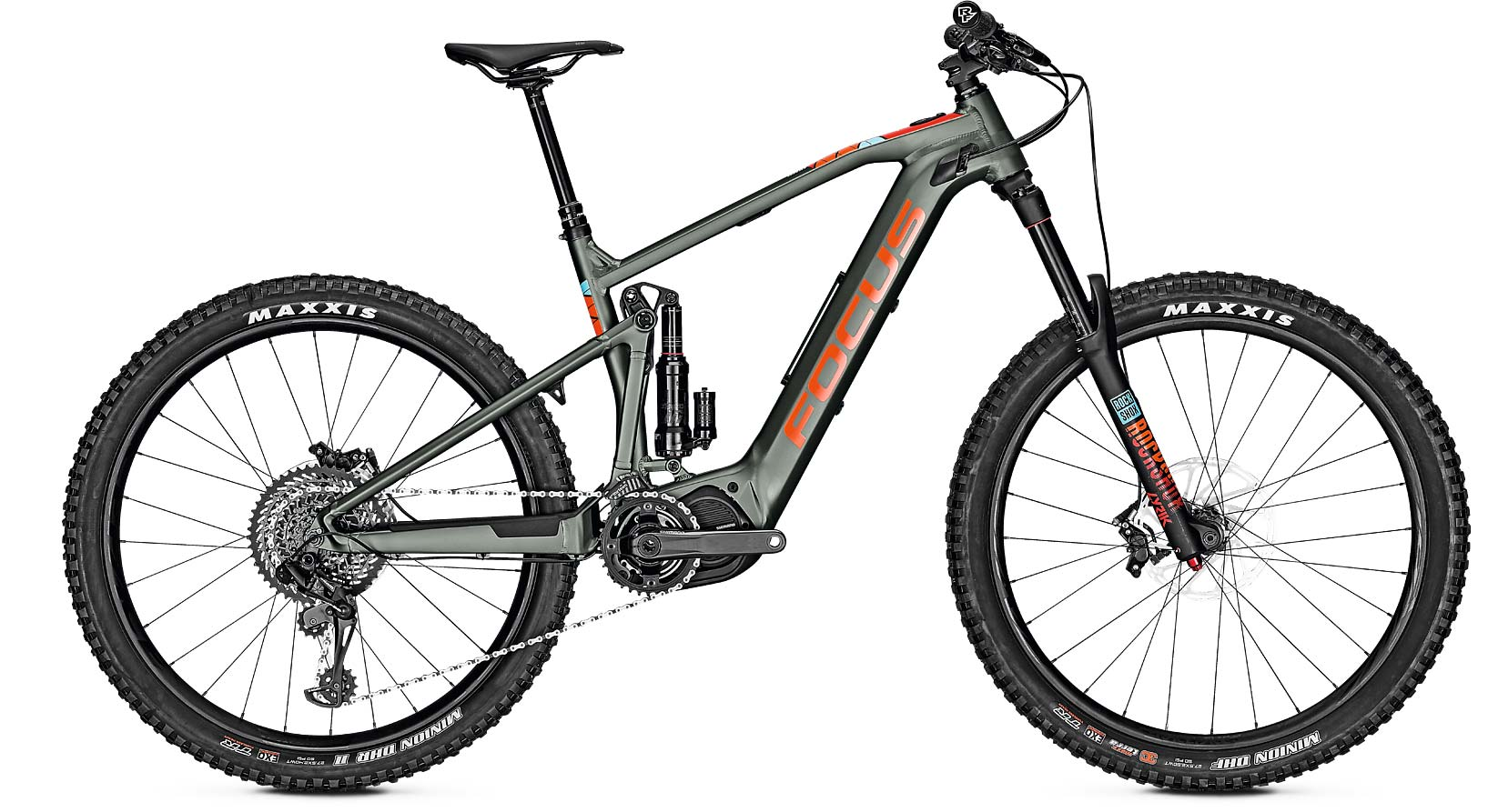 Focus Sam² Pro e-Mountainbikes 2018