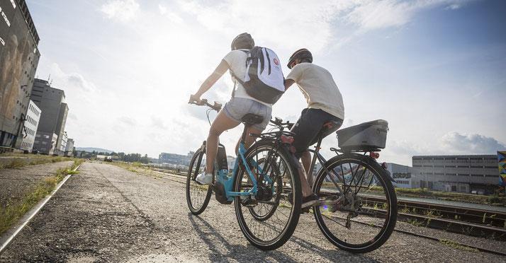 Antriebssysteme für e-Bikes von Bosch