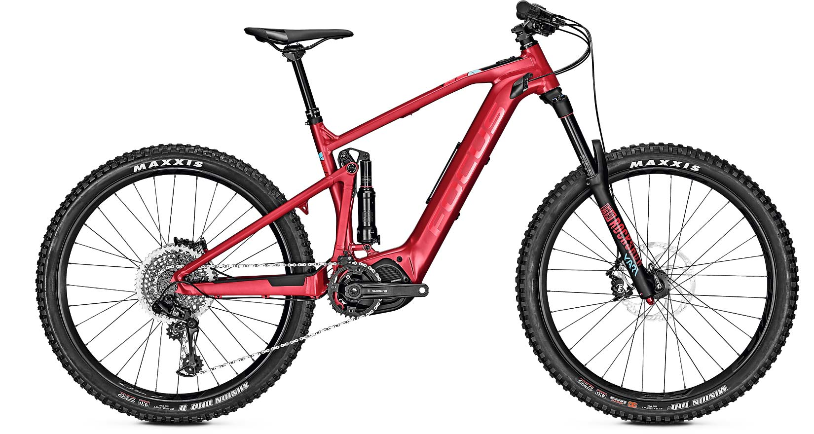 Focus Sam² LTD e-Mountainbikes 2018
