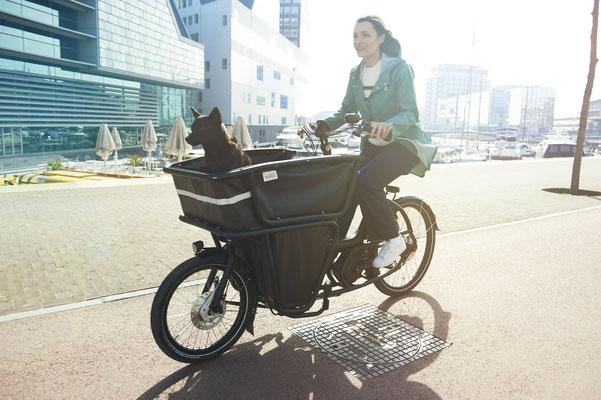 Die passende Gangschaltung für Cargo e-Bikes