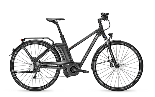 Raleigh Ashford e-Bike 2016 mit Impulse EVO