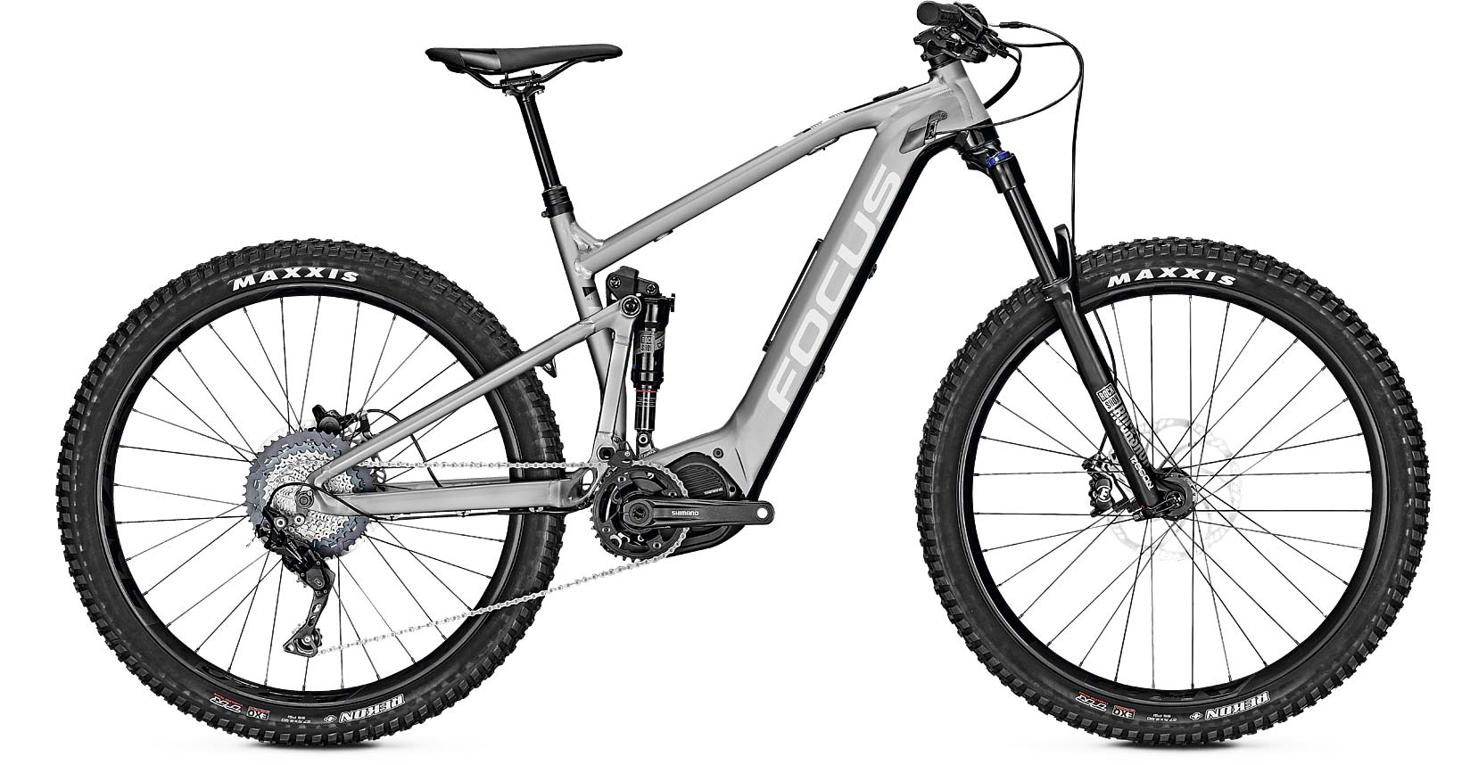 Focus Jam² PLUS LTD e-Mountainbike 2018