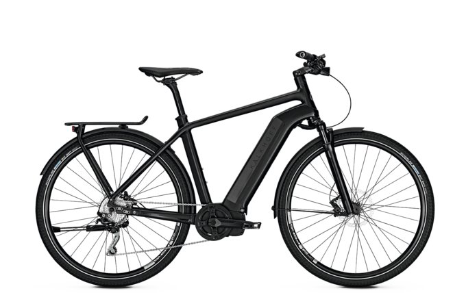 Kalkhoff Integrale Advance I10 Trekking e-Bike 2018
