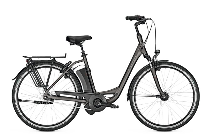 Kalkhoff Jubilee XXL I7 City e-bike / XXL e-Bike 2018