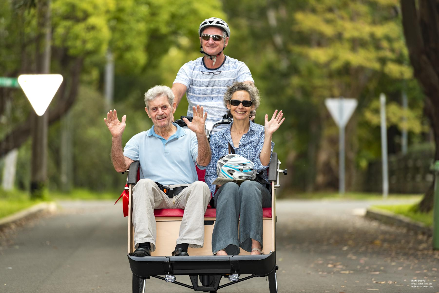 Triobike Taxi Lasten e-Bike 2020