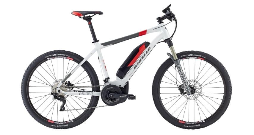e-Mountainbikes von Wheeler