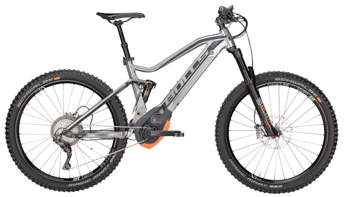 Bulls SIX50 Evo AM 4 e-Mountainbike 2019